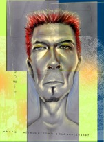 Bowie Illustration