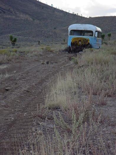 Bus Dragged