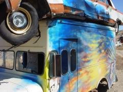 Sunset Truck Limo Wheel