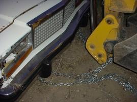 Chaining Car