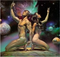 Man & Woman Figures