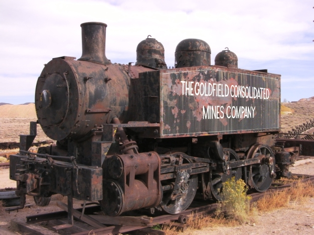As The Train Will Look (minus the rust)