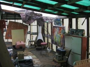 My Studio Greenhouse