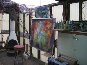 My Studio Greenhouse 2