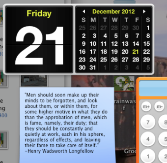 Today's the End of the World