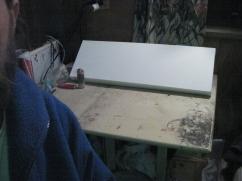 Empty Canvas, Not Afraid