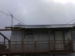 Our Neighbor's House and Fog
