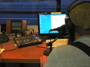 Terrible T KGFN Radio