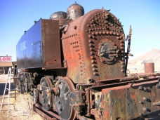 Goldfield Consolidated Mines Company Train