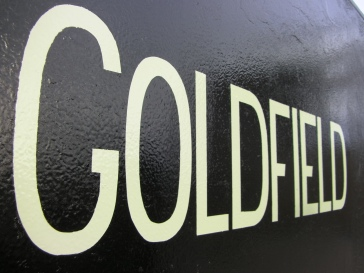 Goldfield Lettering