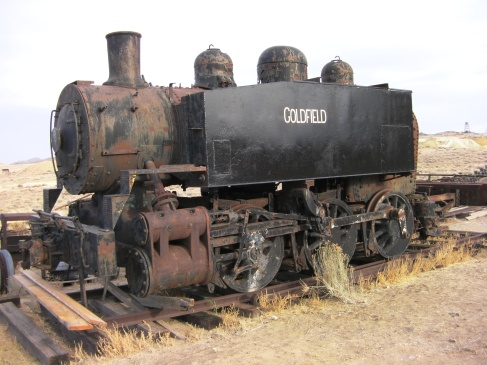 Goldfield Consolidated Train 2