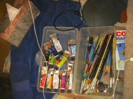 Box o' Oils & Brushes