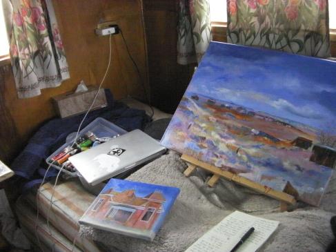 Paintin' Writin' Paintin'